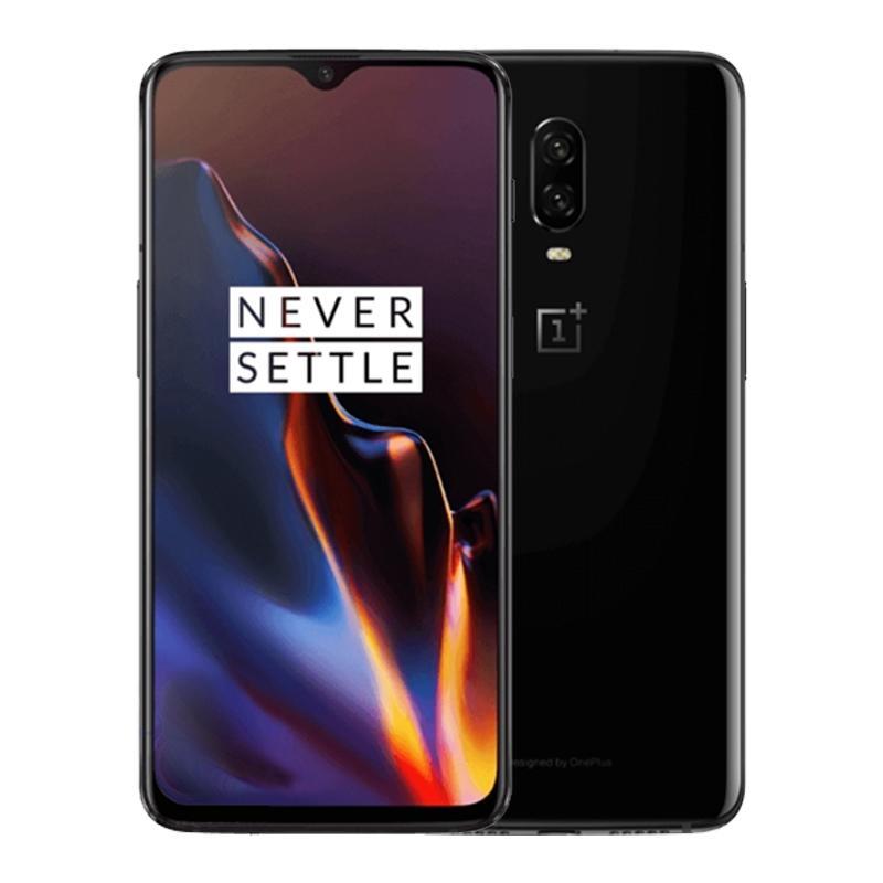 """Оригинальный OnePlus 6Т сотовый телефон 4G LTE 8 ГБ оперативной памяти 128 Гб ROM восьмиядерный процессор Snapdragon 845 6.41"""" полный экран 20МП отпечатков пальцев ID смарт-мобильный телефон"""