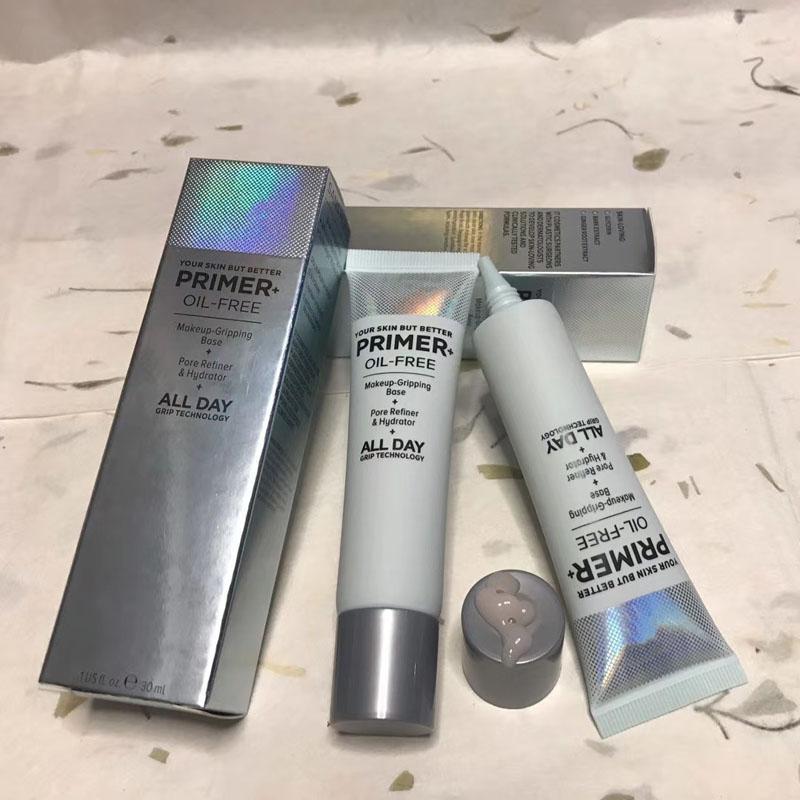 Hot venda Cosméticos Primer Oil Free-agarrando Maquiagem base de 30ml de alta qualidade DHL navio livre