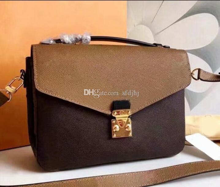 2020 حقيبة يد مصمم أزياء جديدة حقيبة يد الخفيفة واحد الكتف رسول حقيبة الساخن حزمة صغيرة مربعة حقائب