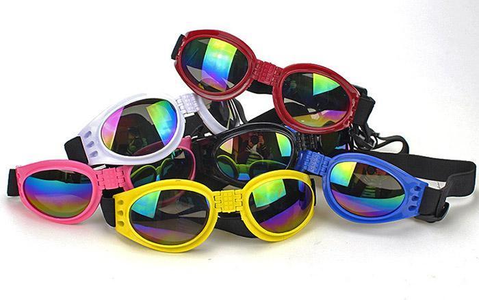 Sommer-Haustier-Hundesonnenbrillen Brille Schutzbrillen Small Medium Large Hundezubehör Mode-Haustier-Produkte DHL-freie