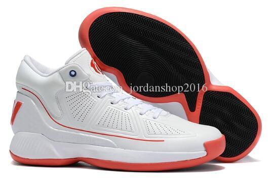 Großhandel Derrick D Rose 10 10s Basketball Schuh Turnschuhe Rose X 10. MVP Bounce Goldhohe Mann Männer 2020 Neue Ankunfts Sportschuhe Schuhe Von