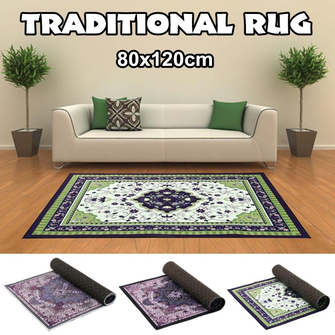 Carpet Luxury Persian Vintage Traditional Rug Bedroom Hall Carpet Mat Runner Area Rug Home Living Room Decor 80x120cm Shaw Floors Carpet Commercial