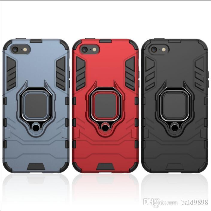 For Huawei P30 Pro Case Metal Ring Car Stand Silicone Case For Huawei P20 Pro Lite Phone Cover For Huawei Nova 4 V20