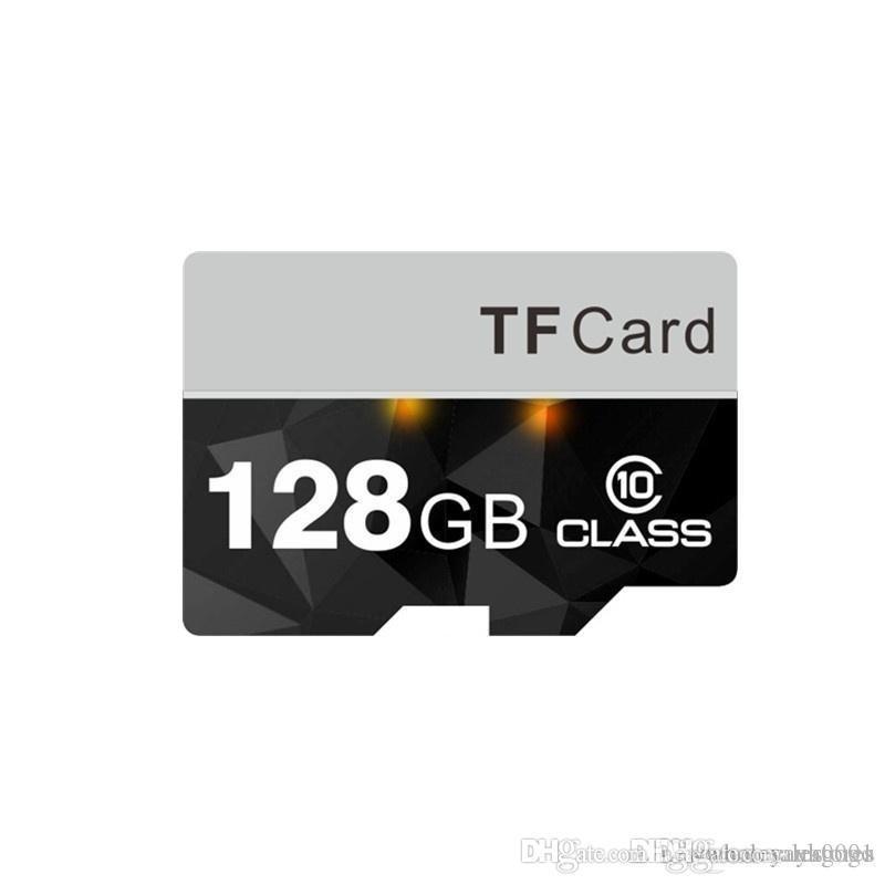 UK Wholesale Mini order 5PCS 32GB-128GB High Speed Black Ripple MicroSD SD/TF Card Class10 Flash Memory E296