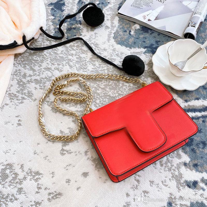 дизайнер роскоши сумки кошелек двойной Хорошая аппаратная цепь лямка Кроссбоди сумка высокого качества дизайнер сумки с коробкой