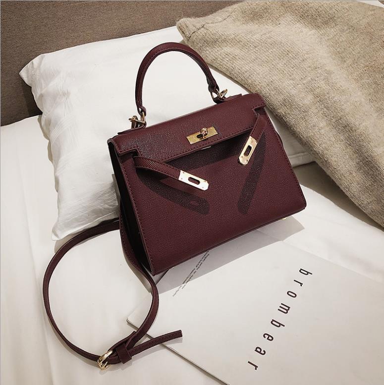 Designer-Bolsas Mulheres Luxo Messenger Bag Totes de bezerro mais rentável preços no mercado 21,5 centímetros widey