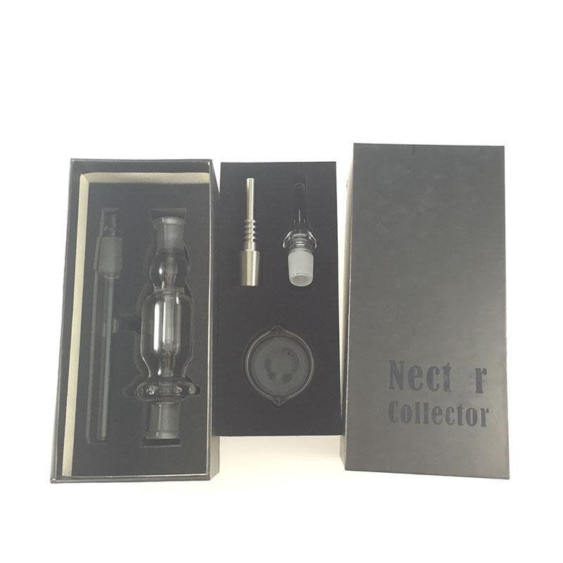 Glass Collectors Heat Glass Water Pipes Ash Catcher 14mm Clips Stand Big Vapor Titanium Vaporizer Narghile 2.0 Kit