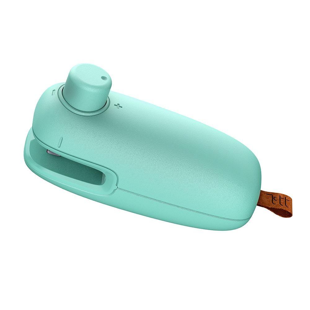 Food Sealing Machine & Knife for Opening 2 in 1 Mini Portable Multifunction Sealer Handheld Heating Vacuum Sealer for Bags Food Storage