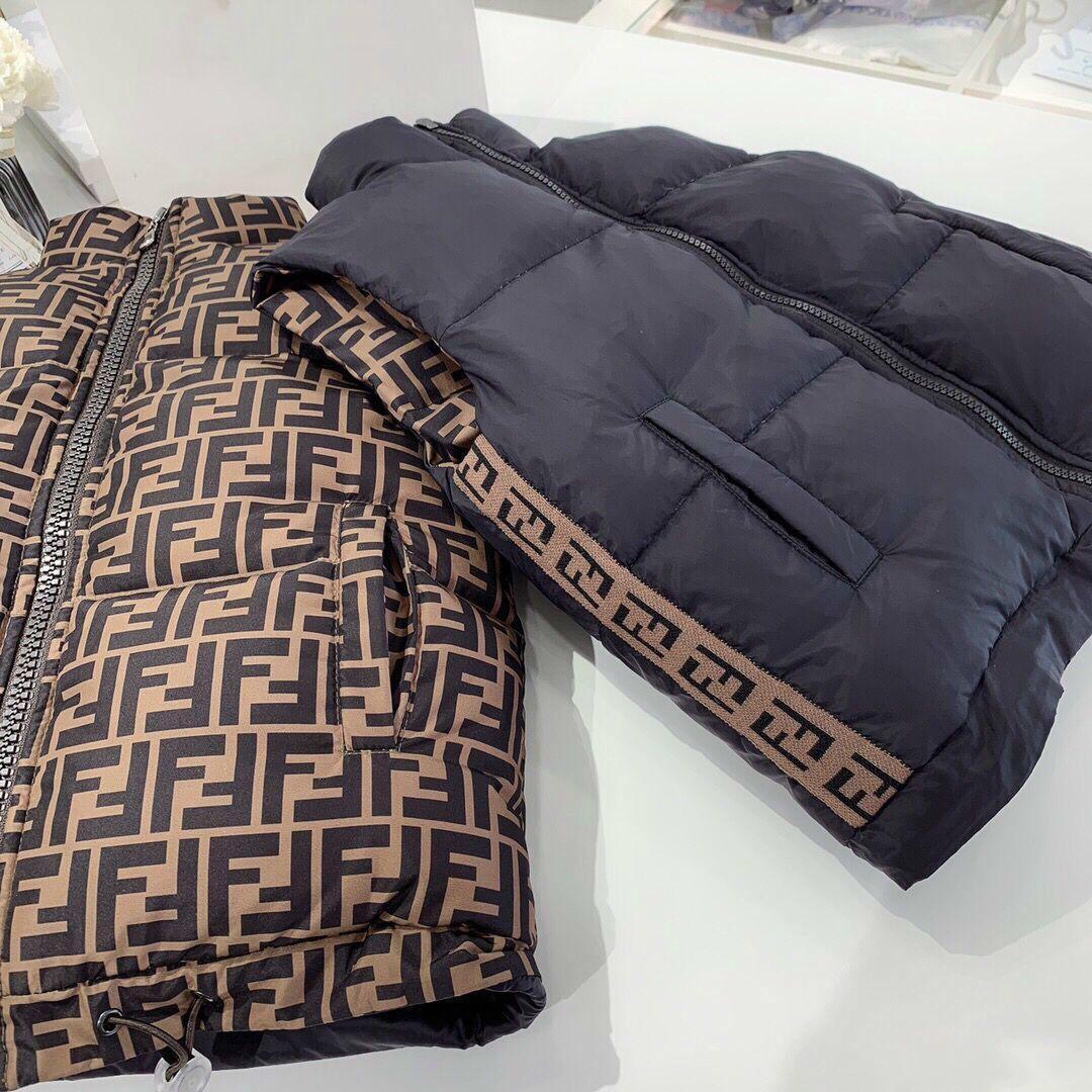 erkek Yelek Bebek Bebek Aşağı Yelek Kolsuz Çocuklar Sıcak Ceket çift taraflı Ceket Sonbahar Kış Kız Casual Vest Çocuklar Kabanlar Palto