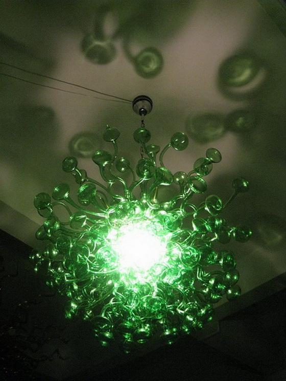 녹색 입 풍선 / 120V 110V LED 전구 우수한 품질 빌라 조명 수제 치 후리 스타일 모로코 샹들리에 조명