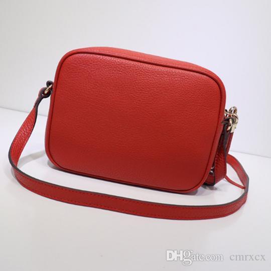 En iyi kalite ve Kadın Deri Soho Çanta Disko Omuz Çantası Çanta crossbody çanta Satchel kadın cüzdan 308.364 liçi düşük fiyat