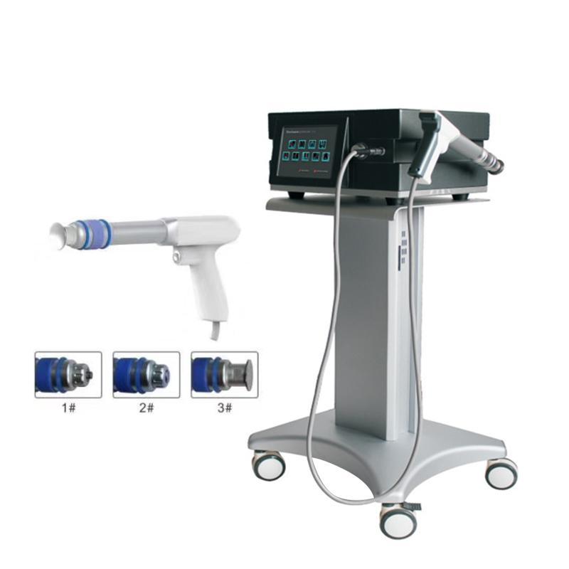 Hohe Qualität Low Intensity Shock Wave-Maschine für ED Acoustic Schmerzlinderung Physikalische Stoßwellentherapie der erektilen Dysfun
