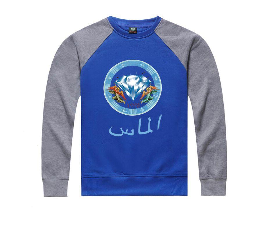 888 tamanho s-5xl nova moda frete grátis homens hip hop O Pescoço Geométrico Mistura de Algodão hoodies camisolas