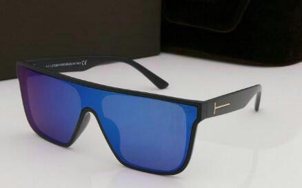 Luxe-top grande qualité New Lunettes de soleil Tom Pour Homme Femme Erika Eyewear ford Designer Lunettes de Soleil avec boite d'origine tom Z256