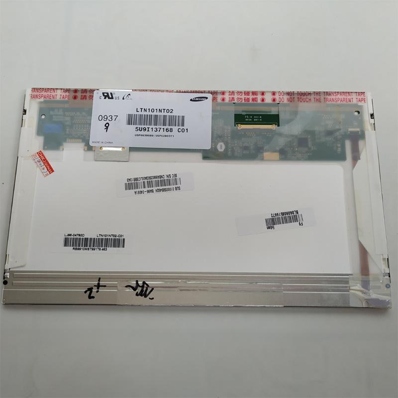 Spedizione gratuita!!! Nuova matrice schermo LCD LED da 10.1 pollici per HP Mini 2102 40PIN 1024X600