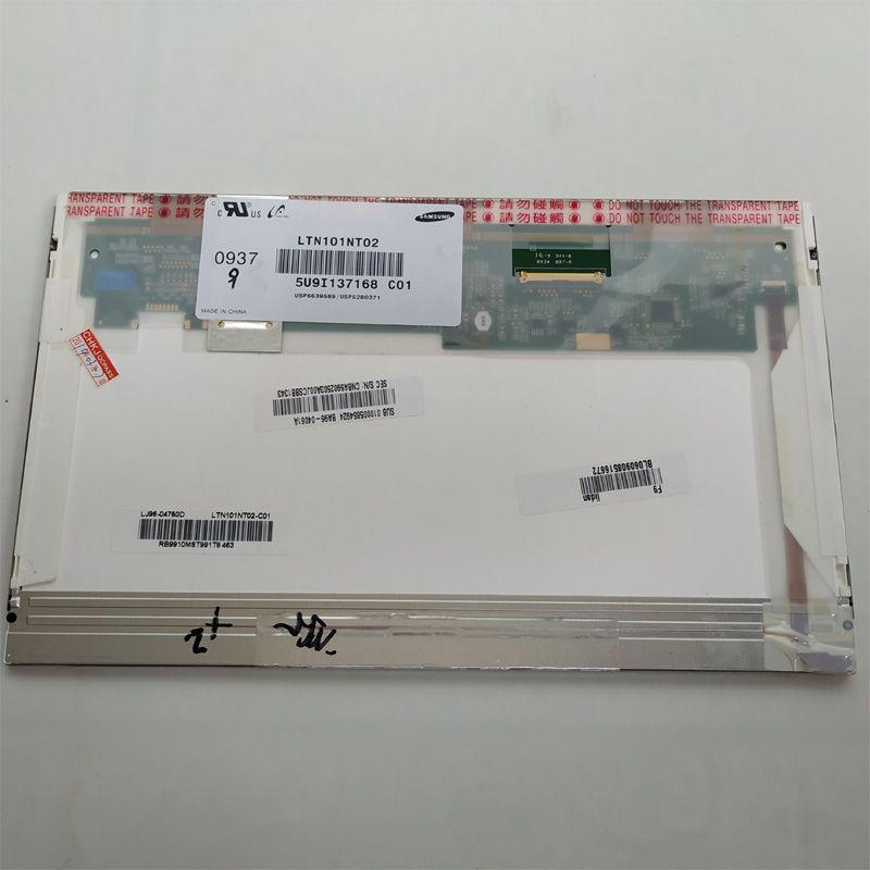 Kostenloser Versand!!! Neue 10,1-Zoll-Laptop-LCD-LED-Bildschirmmatrix für HP Mini 2102 40PIN 1024X600