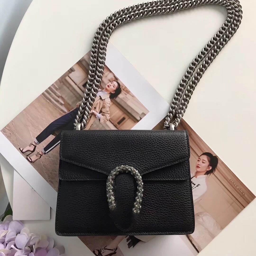 400249 421970 476432 pacote de vinho novíssimo Shoulder Bag Luxo Designer Slant Handbag Couro Feminino Popular couro 2020 10A SDD