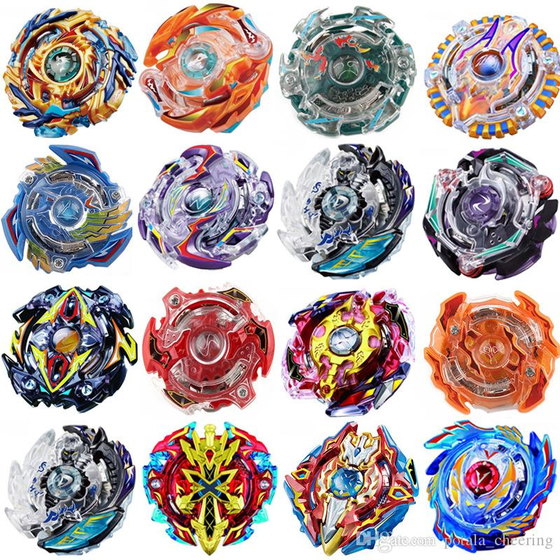 Beyblade Burst Toys 10PCS Launcher Arena Beyblades Toupie Bayblade Metal Fusion Spinning Top Spinner Bey Blades Toys for boys Party Games