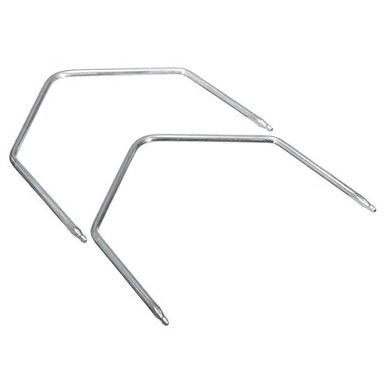 Autoradio-Stereo Entfernen von Löseschlüssel Extraction Tools Pins für Vauxhall Opel Corsa C für Meriva Auto Products