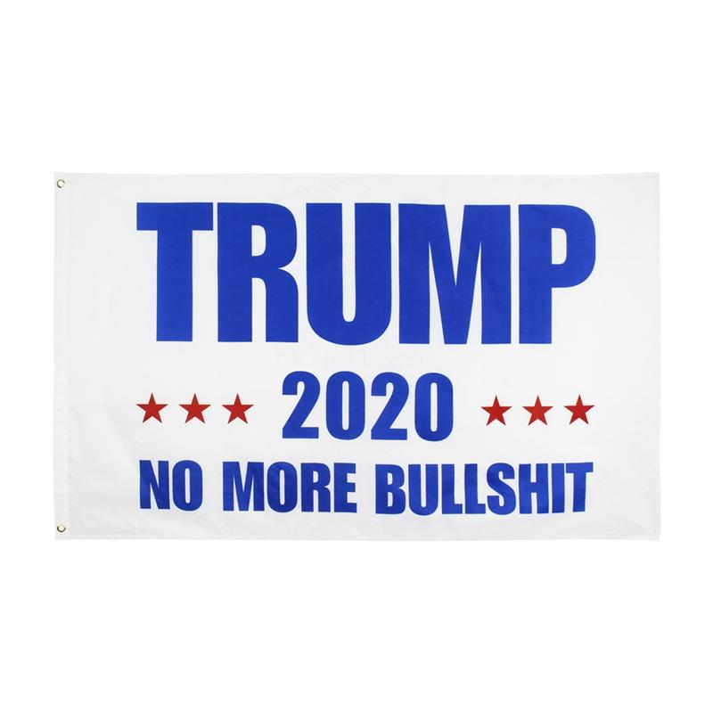 Trump Biden 2020 Garden Flag 90 * 150cm lettere di stampa bandiere USA americane stelle strisce Bandiere Presidente Generale Banner Elezioni Ljja4065 # 696