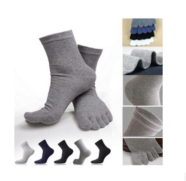 Großhandels-Männer Frauen Socken Sport Ideal For Five 5 Finger Toe Schuhe Unisex Heißer Verkauf