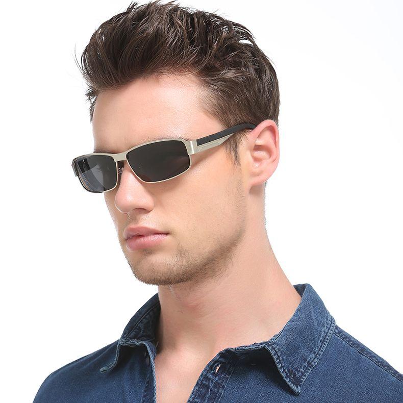 알루미늄 선글라스 남성 2020 메르세데스 디자이너 태양 안경 for 남성 lunette soleil homme zonnebril mannen