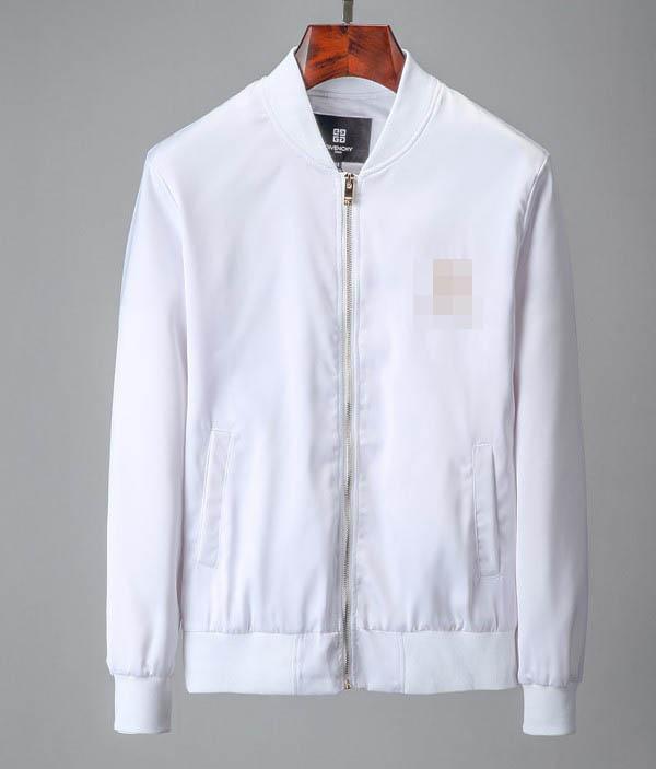 19SS New Hot Vente de luxe Hommes Femmes Vestes Marque Mode à manches longues Chemisier extérieure Casual de haute qualité en gros Manteaux B101622Q