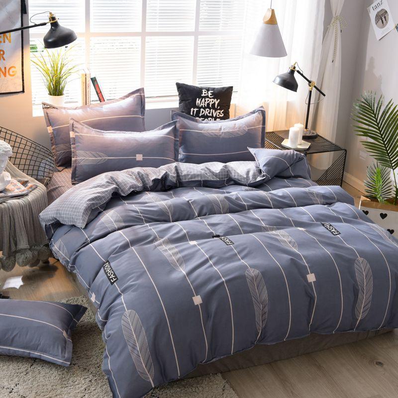 Designer Bed Comforters Sets Cotton Set Bedding King Size Quilt