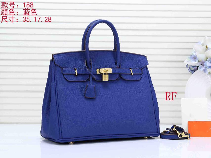 Tasarımcı-çanta bayanlar tasarımcı cüzdan liçi pu deri moda çanta çanta çanta boyutu: 35 * 17 * 28cm