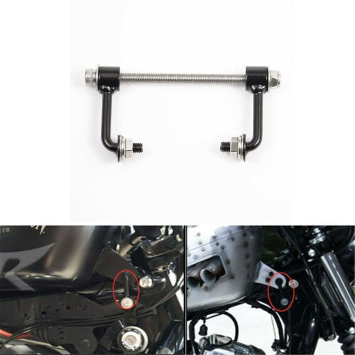 """2/"""" Gas Tank Lift Kit For Harley 1995-UP Sportster Irons 883 XL Nightsters UK"""