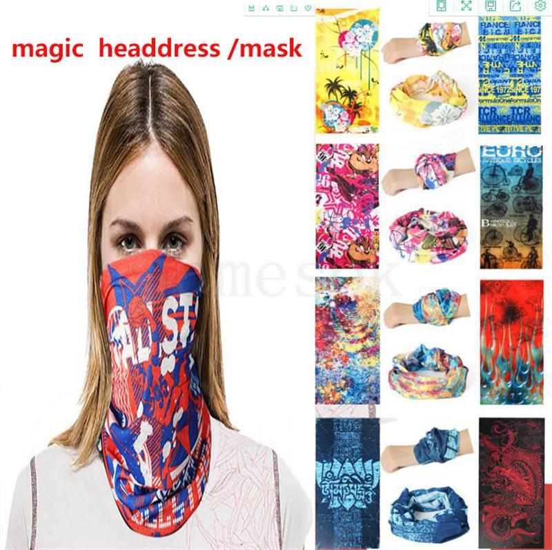 Neue Motorrad Helm Gesichtsmaske Halbmaske Ski Kopfbekleidung Hals Radfahren Pirat Kopfband Hut Kappe Halloween PARY MASK Kerchief Party Masken Da404