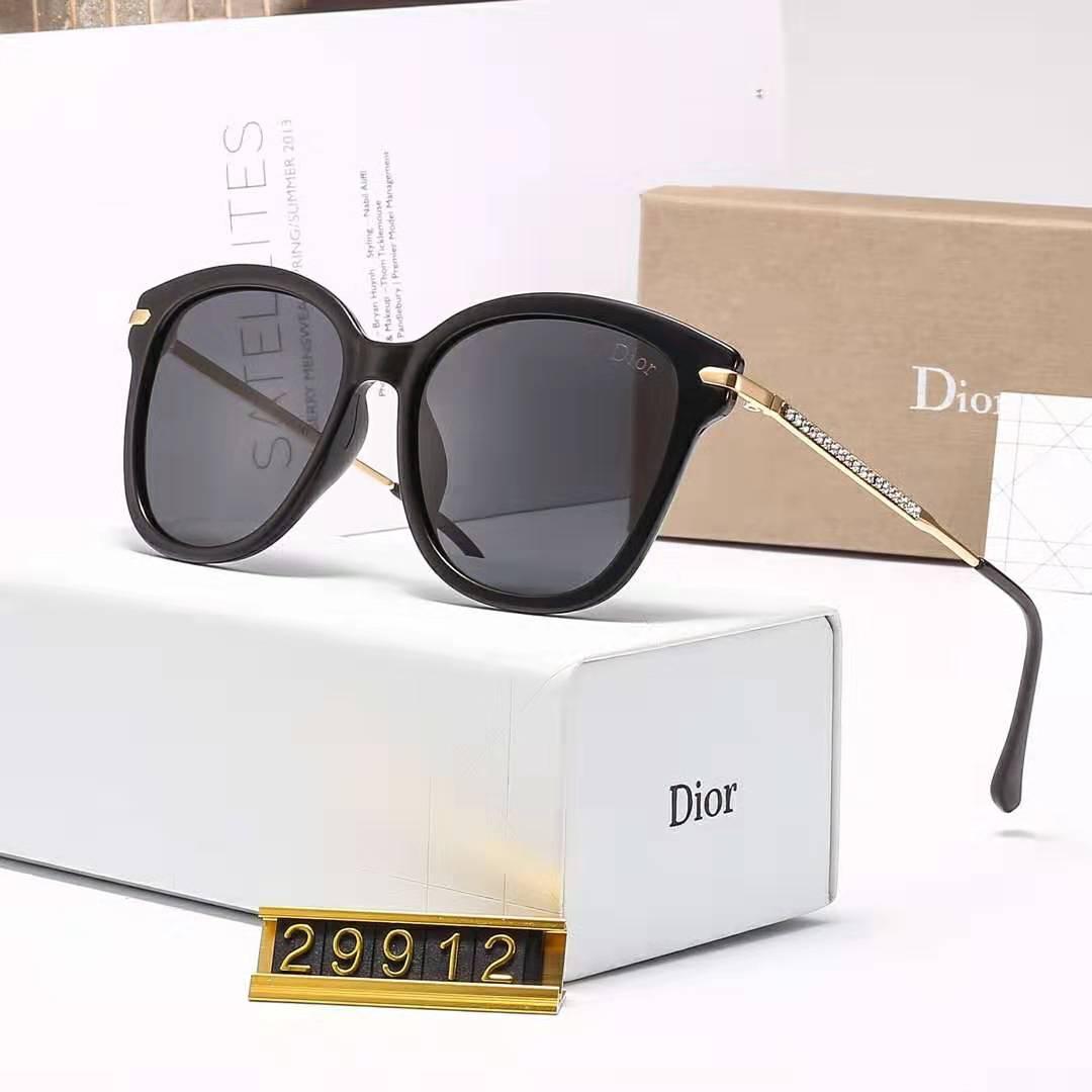 с коробкой Luxury-Высокое качество Классические Пилотные Солнцезащитные очки конструктора Марка Mens женщин ВС очки очки металла Стеклянные линзы