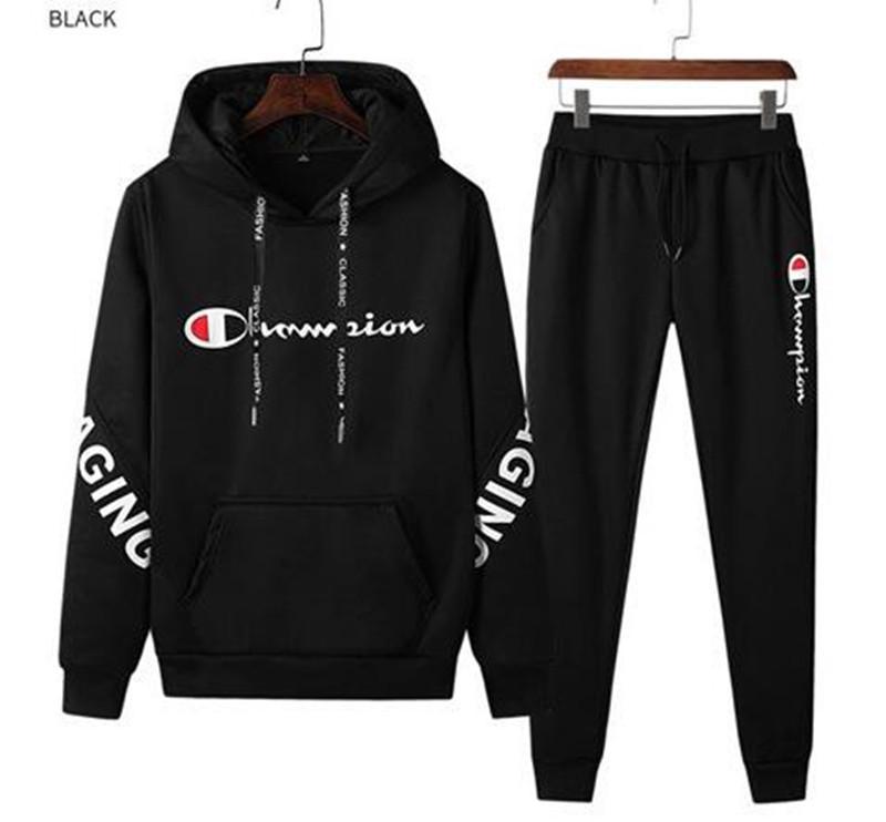 Latest Mens Hoodies and Sweatshirts Sportswear Man Polo Jacket pants Jogging Jogger Sets Turtleneck Sports Tracksuits Sweat Suits M-4XL