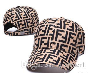 Femmes Hommes Casquette de baseball unisexe coton Glof Snapback Basketball Hat Mode Femme Homme Casquettes Sports de plein air