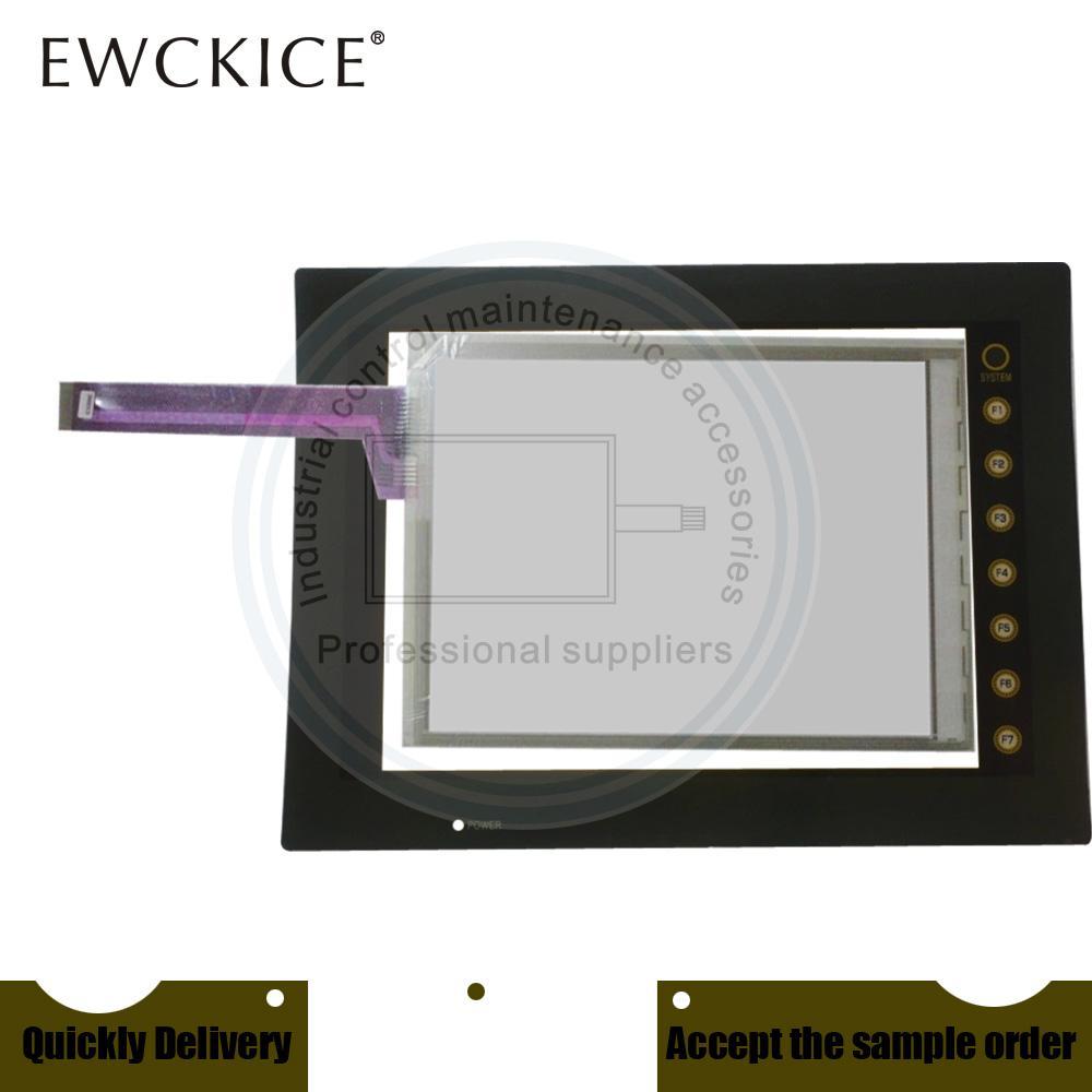 Original NEW UG430H UG430H-TS4 UG430H-TH4 UG430H-SS1 UG430H-SS4 PLC HMI Industrie-TouchScreen und Frontetikett Film