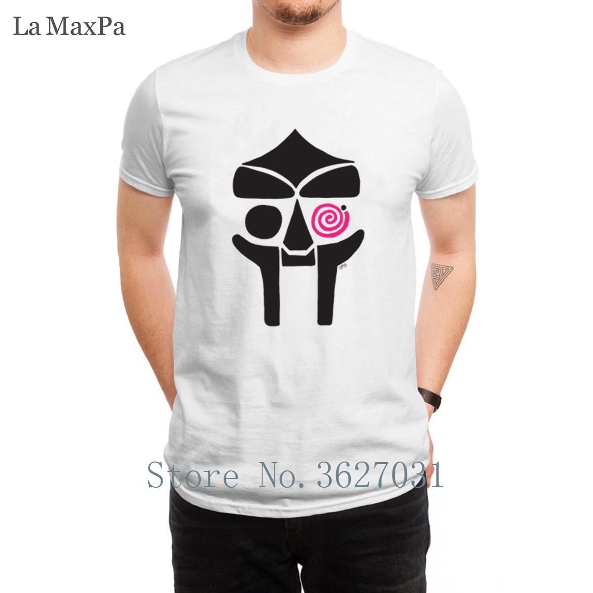 Настройка Письмо T Shirt Для мужчин Trippy Дум Family Summer Man Fashion 100% хлопок мужчин Tee Shirt Pop Top Tee