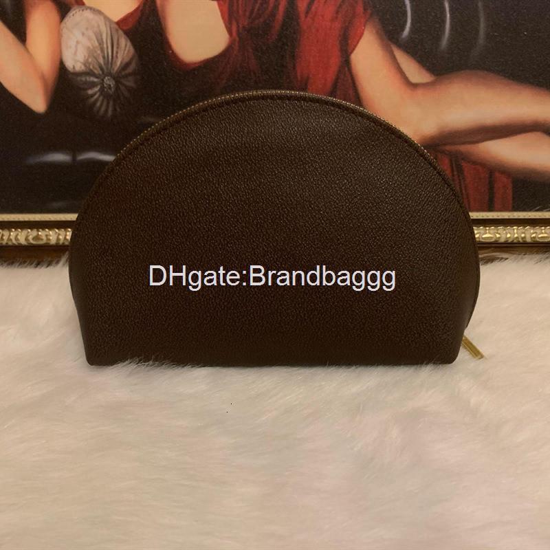 2020 4pcs/set Fashion Women Cosmetic Bags Famous Makeup Bag Designer Travel Pouch Make Up Bag Ladies Purses Old Flower Toiletry Bag