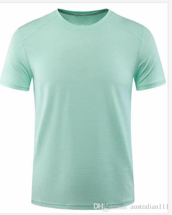 18 yeşil yaz Tasarımcı güzel tasarlanmış rahat tişört moda rahat spor kadın erkek kısa kollu