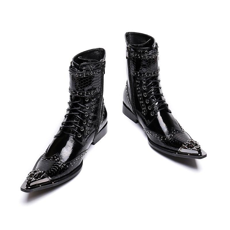 Designer- أحذية الجلود والحبوب الكاملة خريف شتاء دافئ عارضة البريطاني منتصف العجل كبيرة الحجم حزب فستان الزفاف