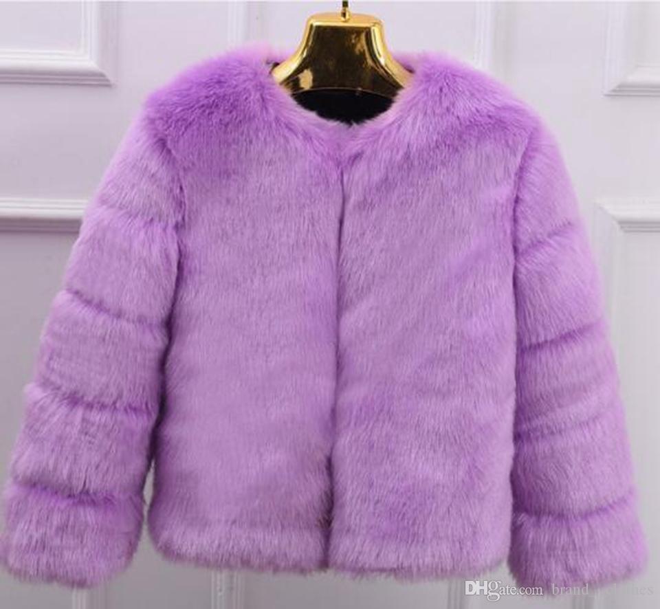 Mulheres Primavera e no Outono a Europa e os Estados Unidos de lazer nova versão coreana boutique tendência fino tamanho casaco curto de pele de raposa / S-4XL