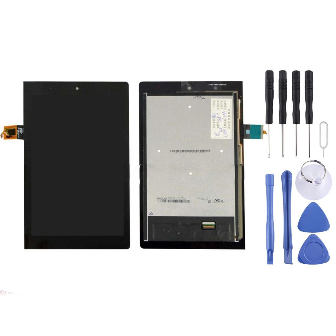 LCD Screen and Digitizer Full Assembly for Lenovo YOGA Tablet 2 / 830L