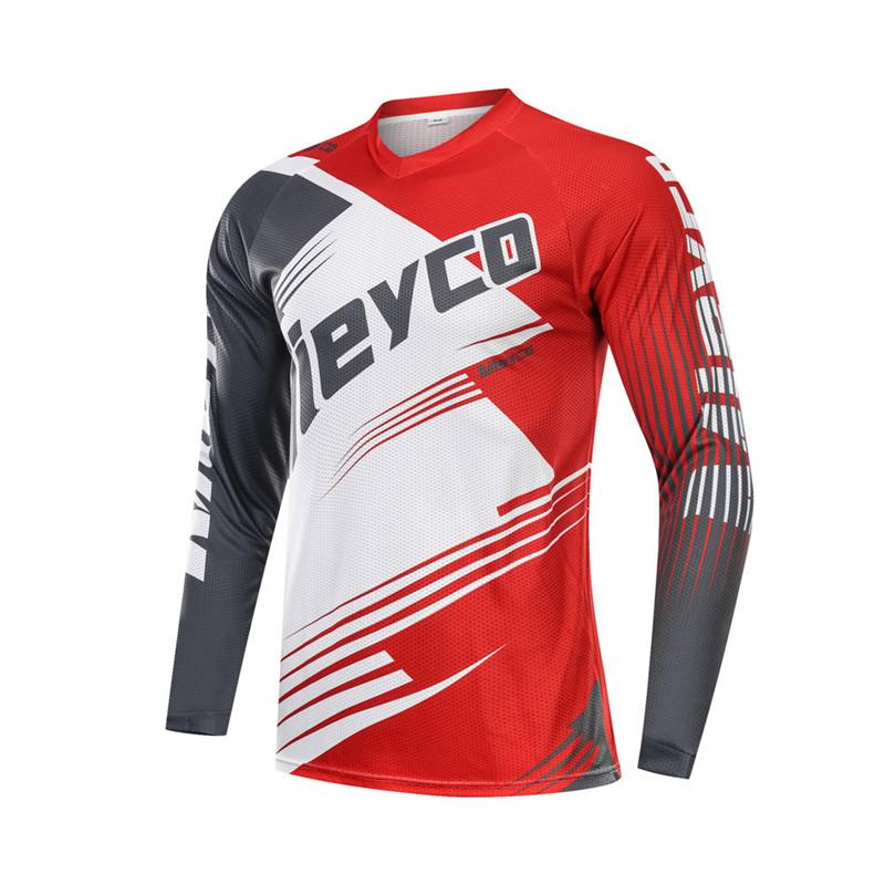 Men/'s Motorcycle Jersey Racing Off Road 3D Sublimation Printing Jersey