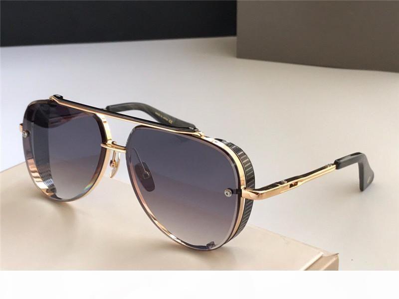 gafas de sol de lujo para hombre gafas de sol del diseñador gafas de sol de las mujeres de lujo del diseñador del diseñador gafas de sol de los hombres de lujo octava edición limitada con la caja