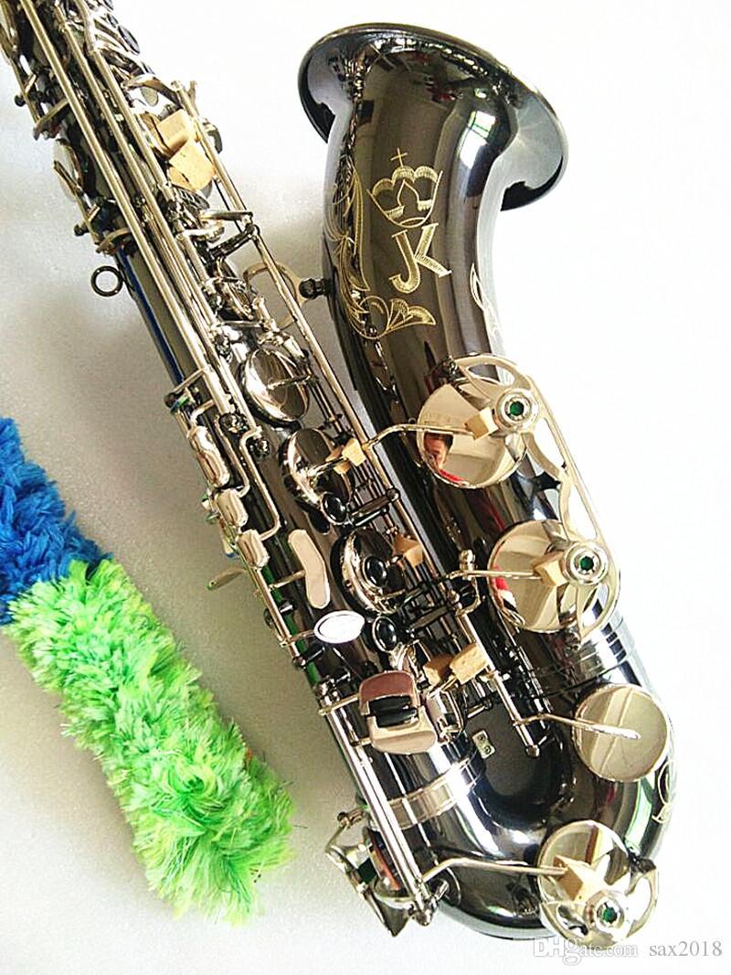 Совершенно новый лучшее качество Германия JK SX90R Keilwerth 95% копия тенор-саксофон никель-серебряный сплав тенор-саксофон топ профессиональный музыкальный инструмент