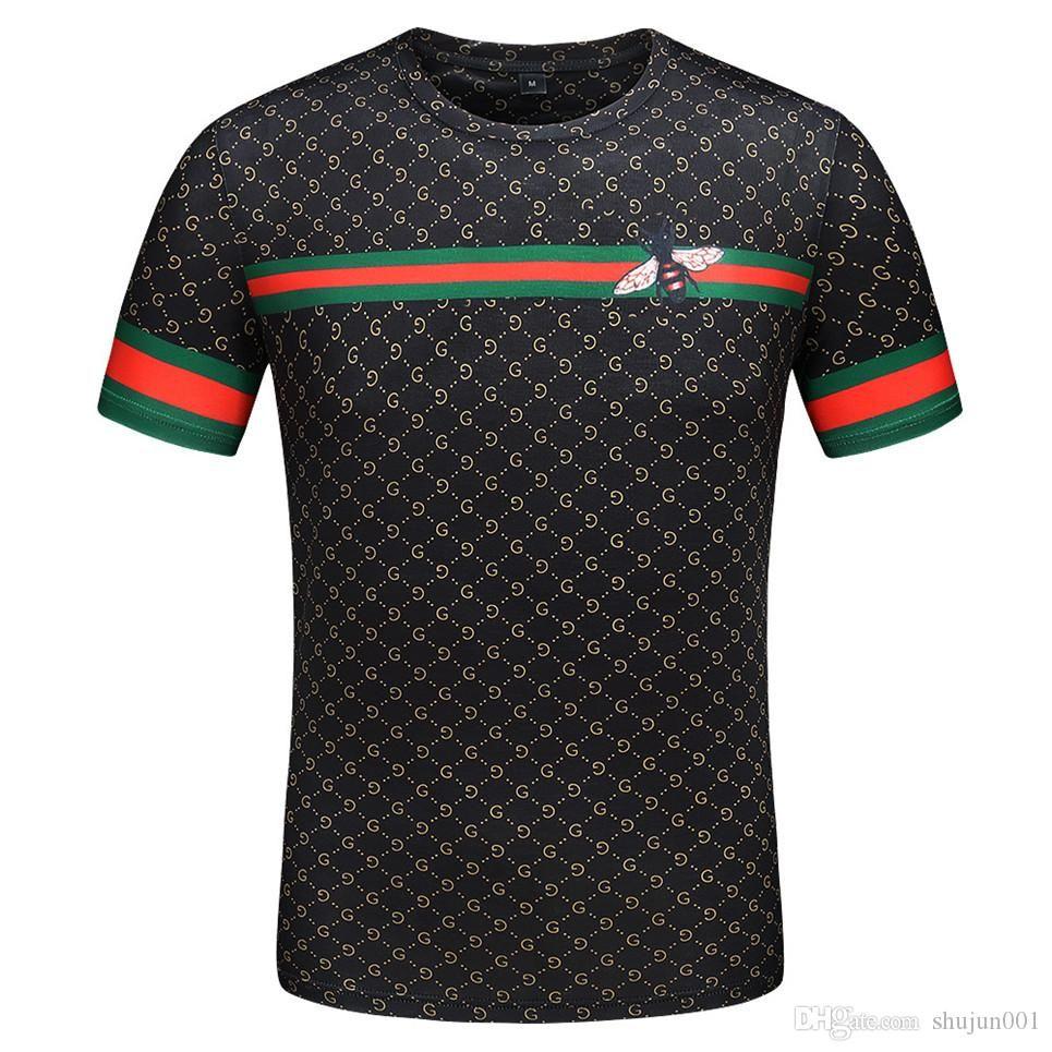 19ss 3D Imprimé Personnalisé T-shirts Guild Wars 2 Asura Charr Jeu PC Drôle T-shirt Pour Hommes De Luxe Designer Marque Tee Shirt Homme Père