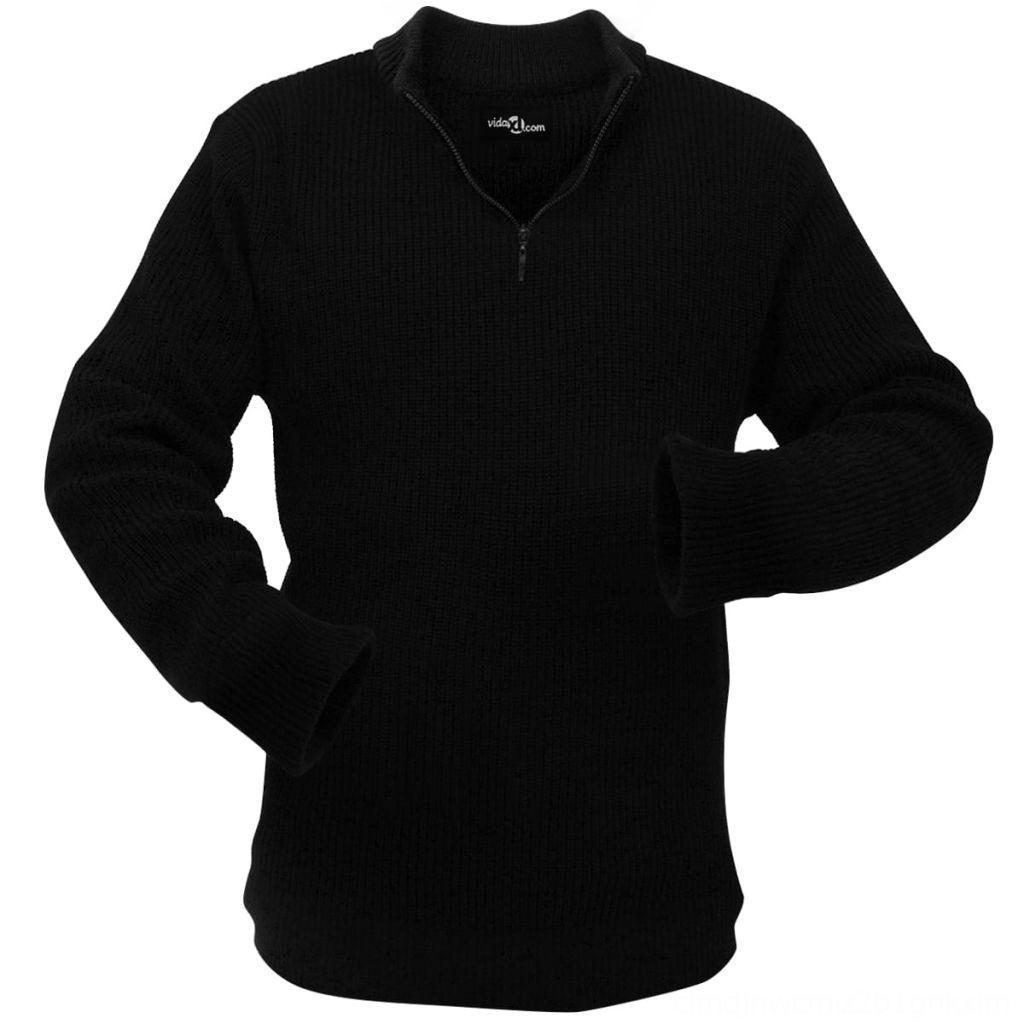 Suéter provenientes del trabajo Otros Accesorios de Moda Para Hombres Negro Talla L suéter provenientes del trabajo Otros Accesorios de Moda Para Hombres Negro Talla L