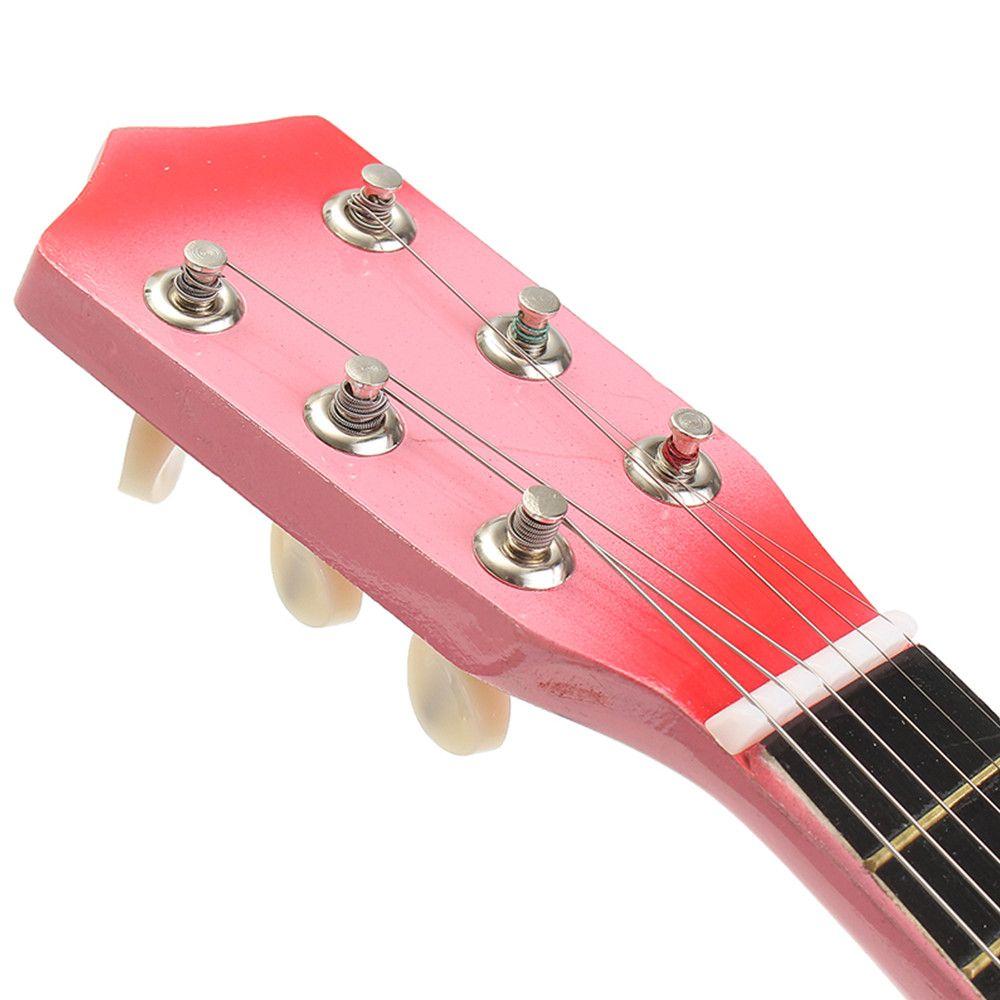 SENRHY 21Inch 6 Строка Дети Акустическая гитара Practice Музыкальные инструменты Дети Музыкальные игрушки Развивающие игры Музыка Гитара Подарочные
