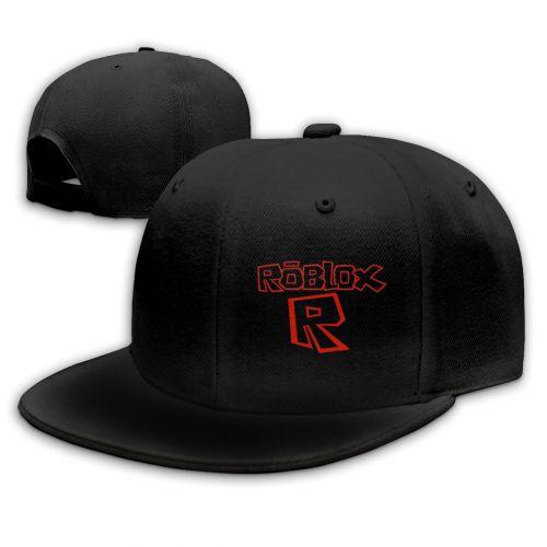 Roblox R Video Oyunları 2.png FGrayion Düz Beyzbol Genç şapka snapback şapka Hip Hop Donatılmış Kap Moda