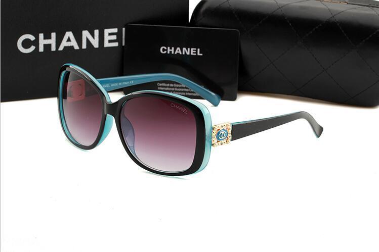 Французский 2022 солнцезащитные очки зеркало женщины бренд дизайнерские очки роскошные вождения открытый женские очки Очки дамы 2019