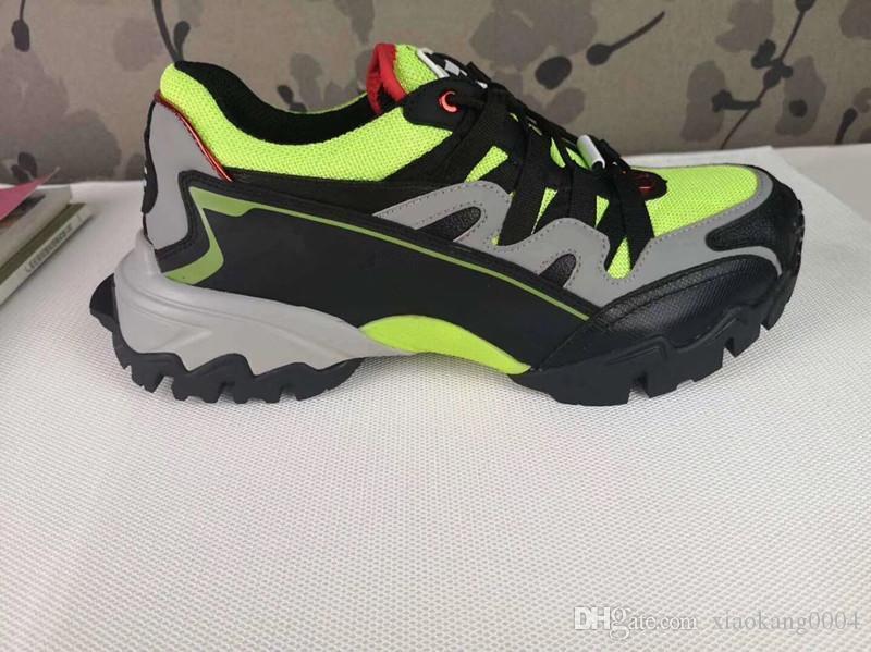 2019 nouvelles casual vieilles chaussures de sport chaussures de course respirant hommes en plein air d'été des hommes tide38-44 hommes